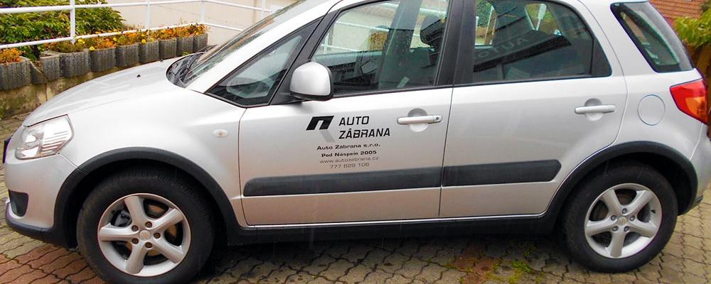 Náhradní vozidlo