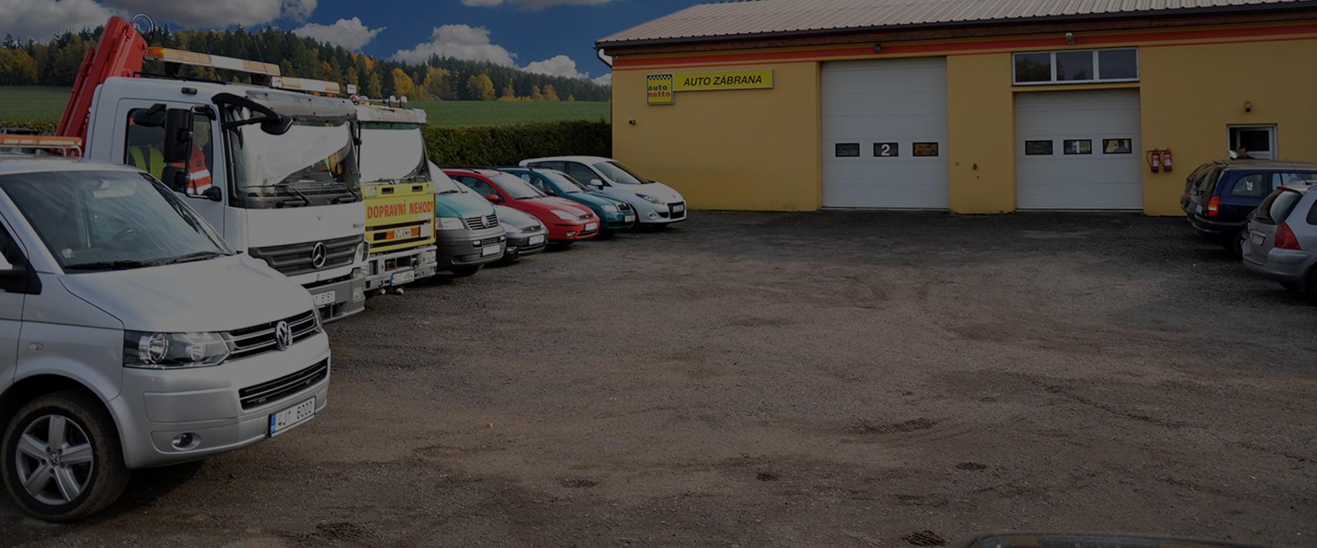 Odtahová služba Auto Zábrana s.r.o.